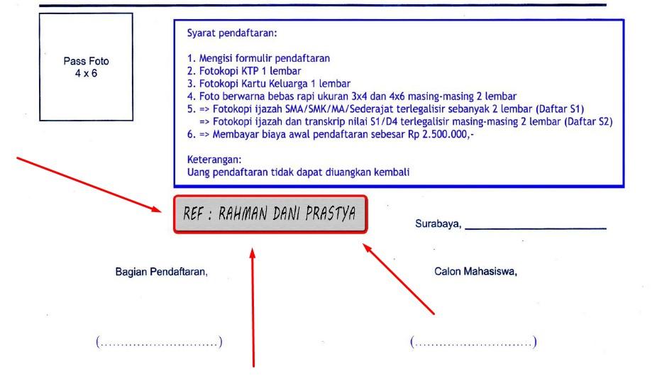 syarat pendaftaran stie mahardhika surabaya